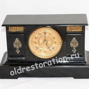 Каминные часы Ansonia