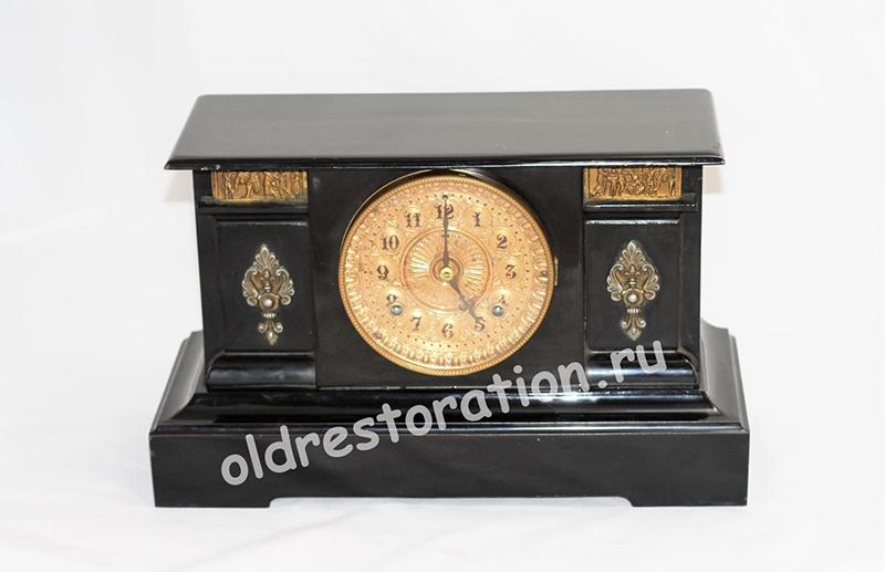 42429b81 Каминные часы Ansonia. Продажа антикварных часов.