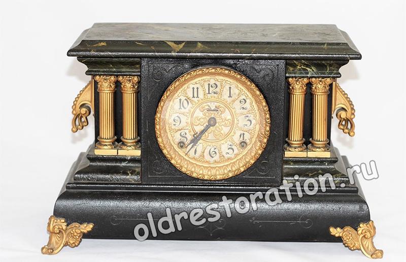 5c522d1a Каминные часы Ingraham. Продажа антикварных часов.