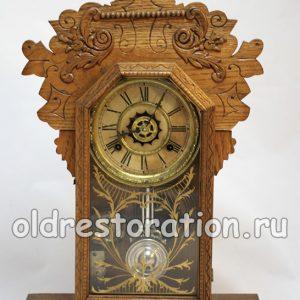 Пряничные часы Waterbury Clock Company