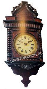 Часы настенные: «Калашниковъ и Сынъ»