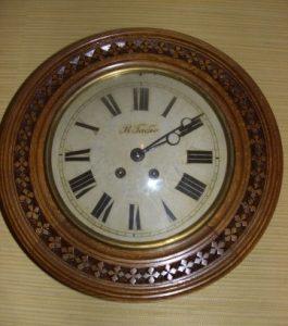 Настенные часы В.Габю