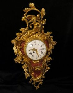 Картельные часы